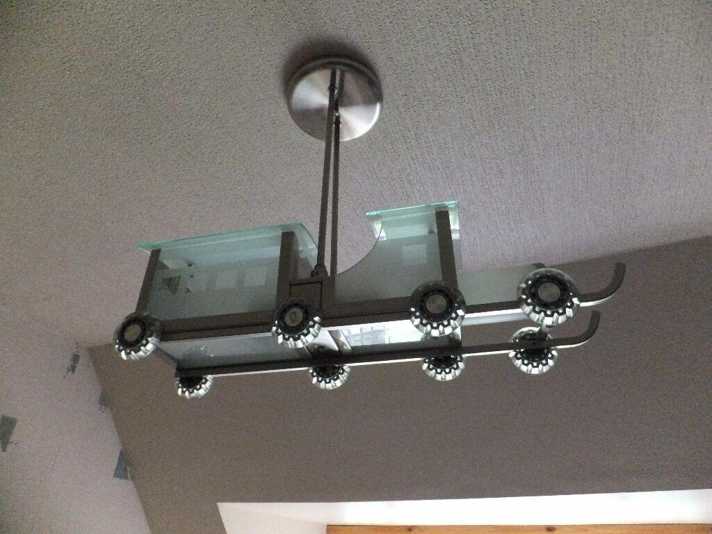 Train Ceiling Light (Choo choo pendant light) | in Nottingham ... for Train Ceiling Light  555kxo