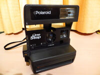 Polaroid Instant Camera One Step