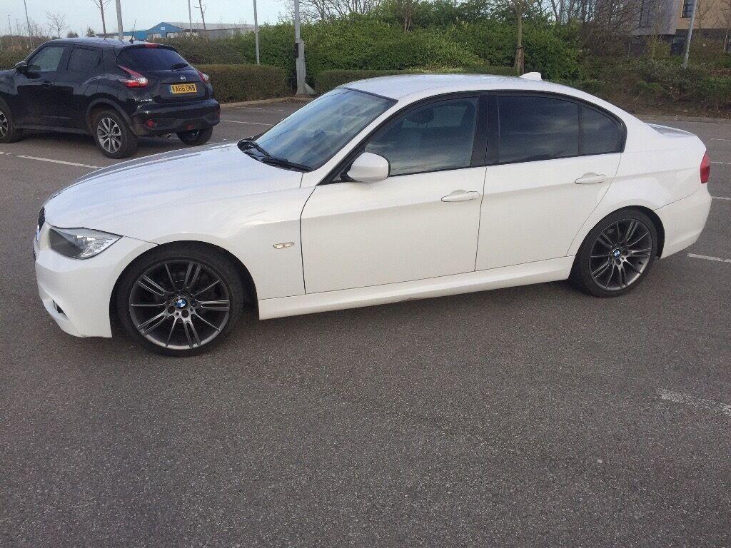 BMW 318i M sport spec White  in Stokesley North Yorkshire  Gumtree