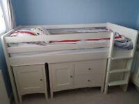 Midsleeper Sleepstation Bed M&S