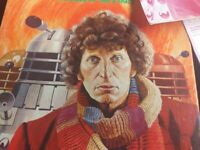 Dr who tom baker game great condition tv themed collect aberbargoed