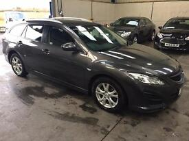2011 mazda 6 Ts 2.2 d 163 BHP estate 1 owner guaranteed cheapest in country