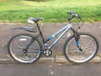 RALEIGH AT20 ADULT SIZE MOUNTAIN BIKE 🚴 FRONT SUSPENSION 21 SPEED