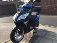Lexmoto FMS 125 2016 low miles for sale £899