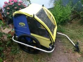 Burley Encore bike trailer