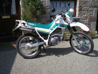 Yamaha Serow XT225 1992.