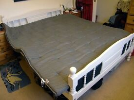 Dux Ultimate Luxury Mattress Topper Extra Large To Fit Twin Beds