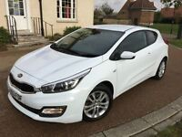 2014 Kia Pro Ceed VR7 1.4 Petrol Manual Low Miles *Bargain Cheap Sale Clearance - HPI CLR, FSH