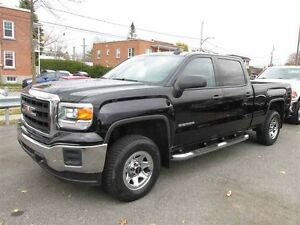 2015 GMC SIERRA 1500 4WD CREW CAB SHORT BOX 110$ / SEMAINE + TX