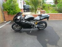 Ducati 749 Dark - Re-listed due to no show