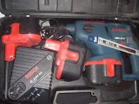 Bosch Drill, 24v SDS Hammer Drill/Drill