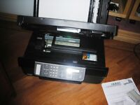 Epsom stylus Office BX300F Scanner, Printer & Fax all in one with full ink cartridges