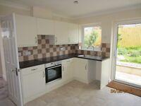 Large detached bungalow in Saltash, 3 double bedrooms, 2 bathrooms, gardens, parking.