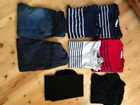 Maternity clothes bundle- Jojo Maman Bebe, HM, Asos etc. (Size 10 and 12 UK)- excellent condition
