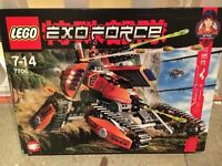 Lego Exoforce #7706 Mobile Defence Tank . For age 7-14