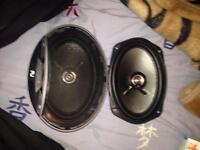 Fie 6x9 speakers