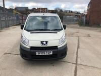 Peugeot expert 1.6 HDI wheel chair access 6 seater