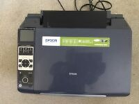 Epsom printer DX8400 in good working order.