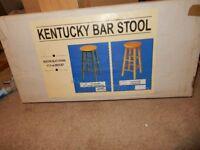 Round Seat Bar Stool