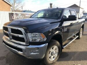 2018 RAM 2500 SLT Remote start! Low KM! 4X4!