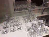 Champagne Glass - Dessert Glasses - Drinking Glasses over 250 Glasses for Party Celebration Event