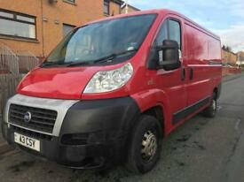 Fiat Ducato MWB medium roof