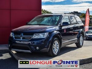 2018 Dodge Journey SXT - 7 PASSAGE -AWD - BLUETOOTH