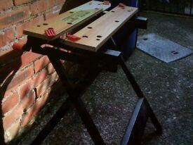 Black and decker workbench