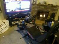 Playseat challenge racing set