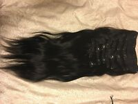 Eva Hair Extensions 220Gr Clip in