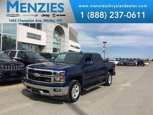 2015 Chevrolet Silverado 1500 LT Z71, Bluetooth, Backup Cam, Cle