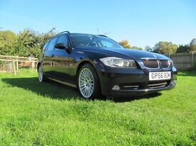 BMW 3 Series SE Estate 2006 (56) Automatic, Diesel with 98000 miles Full service history