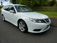 60 reg Saab 93 Automatic Diesel TTiD 180bhp Estate automatic estate
