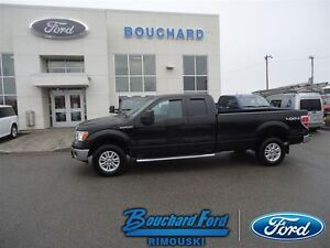 2014 Ford F-150 PAYLOAD[Quotations]8[Quotations] XLT