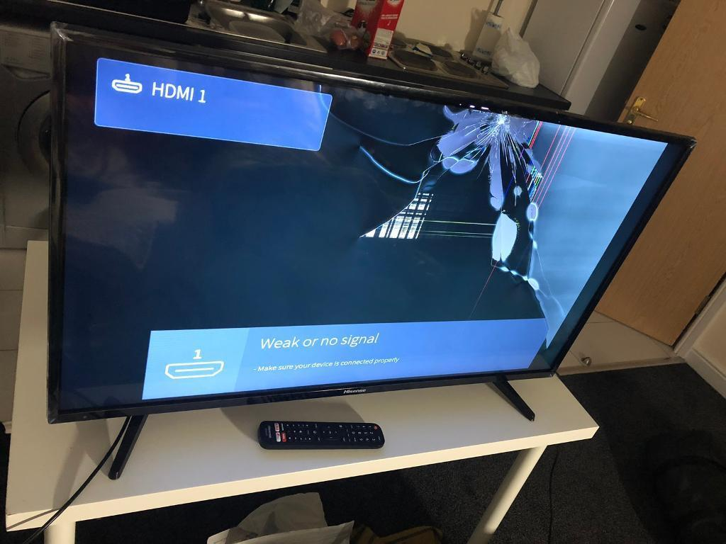 Hisense 39 Smart Tv In Leicester Leicestershire Gumtree