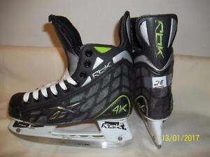 Junior Size 2 Skates (Six Pairs)