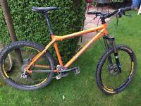 Orange Crush 2009 Mountain Bike