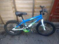 Boys Apollo bike 18inch