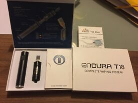 Endura T 18 complete vaping system