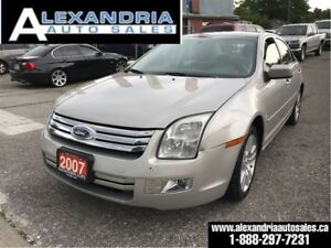 2007 Ford Fusion SEL/safety included