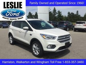 2018 Ford Escape Titanium | 4WD | One Owner | Navigation