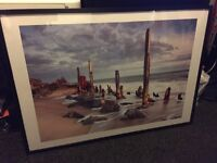 Large Framed IKEA Picture (Very Good Condition)