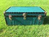 Vintage style trunk