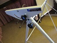 Draughtsmans table. Drawing stand. Stratton. Adjustable. Good condition.