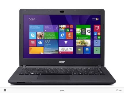 Acer laptop Mount Druitt Blacktown Area Preview