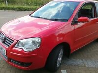 VW POLO 1.4L S FULL SERVICE HISTORY