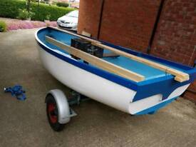 10 ft rowing dingy