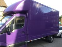 Man and van house removals rubbish clearance waste cheats price sort notice