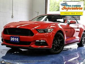 2016 Ford Mustang GT Premium>>>CAP unit- 6-speed manual<<<