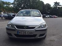 Vauxhall corsa 1.2 twinport 5 door hatchback 2X keys 1 Year MOT